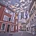 Old Town (Niederburg). Casas en la Markstätte, Konstanz.