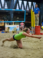 PC273330 (roel.ubels) Tags: beach sport beachvolleyball volleyball aalsmeer volleybal thebeach nk 2014 beachvolleybal topsport kwalificatie