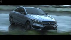Mercedes-Benz CLA 45 AMG (Alex Hell) Tags: 45 mercedesbenz amg cla ps4 driveclub
