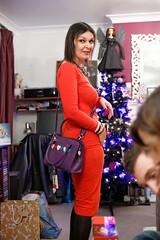 IMG_25162333_1218_DxO (PeeBee (Insights)) Tags: christmas xmas winter woman female festive seasonal catriona dec yule brunette celebrate cate yuletide 2014
