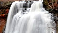 Brandywine falls (jwroach) Tags: ohio water waterfall nikon falls filter waterfalls nd cuyahogavalleynationalpark brandywine d3200