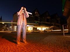 Blitzspielereien (Flash_2001) Tags: abends strobist lightpanting