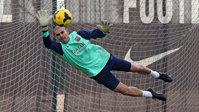 El Manchester United hace su oferta a Valdés