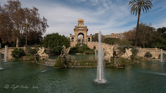 Ciutadella Park, Barcelona, Spain with DMC GX7 and M.9-18mm