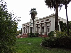 Rosicrucian Egyptian Museum (phxdailyphotolady) Tags: building museum architecture stairs columns style egyptian rosicrucian