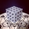 "Metatrons Cube <a style=""margin-left:10px; font-size:0.8em;"" href=""http://www.flickr.com/photos/123721442@N06/16059204250/"" target=""_blank"">@flickr</a>"