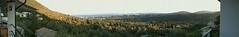 Panoramic view of Ipsos / Pirgi bay, Agios Markos, Corfu, Greece (TheVRChris) Tags: autostitch panorama hellas panoramic greece corfu ipsos kerkira  pirgi