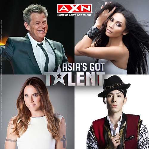 Axn Asia image