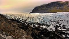 Glacier Vatnajökull (flowerikka) Tags: water iceland glacier volcanoes jökulsárlón vatnajökull höfn vatnajökullnationalpark subglacialeruptions