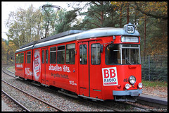 SRS Schneicher-Rdersdorfer Straenbahn GT6 n46 (Xavier Bayod Farr) Tags: berlin germany tram xavier tramway srs 47 strassenbahn gt6 tranvia villamos  tramvia bayod schneiche farr elektrika strasenbahn rdersdorfer canoneos60d schneichebeiberlin schneicherrdersdorfer schneicher efs18135mmf3556isstm xavierbayod xavierbayodfarr