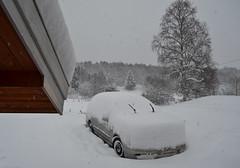 snowing, snowing......