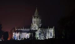 Tong church (Lee1885) Tags: nightphotography church dark shropshire tong