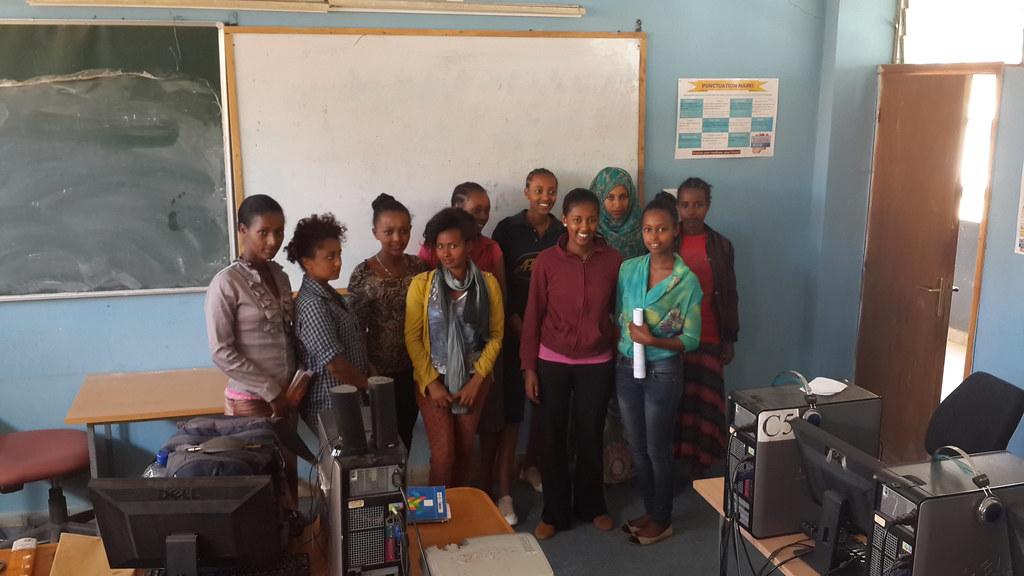 Matthew Jellick - Ambo, Ethiopia