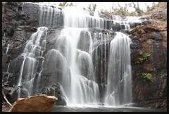 Curtains of Water (florahaggis) Tags: waterfall australia victoria mckenziefalls grampiansnationalpark zummsteins