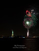 Statue of Liberty 2014 NYE Fireworks-0007