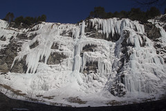 Ghiaccio (Pioppo67) Tags: canon ghiaccio cascate moncenisio 60d canon60d