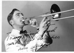 Mikal Magnus Kolstad c1945 (N-N trammie) Tags: musician norway trombone bergen bristolorkesteret mikalmagnuskolstad