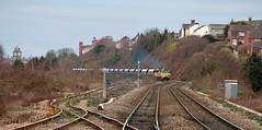 Colas Coal (Welsh Gold) Tags: road train vale barry gloucester glamorgan coal aberthaw cadoxton colas 4c30 locomotive70804
