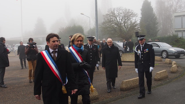 Voeux de la Police Nationale à Vélizy