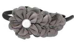 5th Avenue Silver Headbands K2 P6211-3