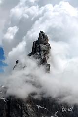 L'abbraccio...freddo! (Biagio ( Ricordi )) Tags: italy mountain canon italia montagna trentino dolomiti cascate