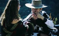 Pedro infante and rosita Quintana (arantzabriffault1) Tags: trip travel love mxico couple pareja amor folklore mexican journey cigarrette