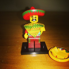 Taco Tuesday! Wait. It's Thursday? #lego #movie #taco #tuesday #mexican (Bricktease) Tags: film upload movie poster toy photography star photo lego photos lotr wars marvel afol instagram bricktease