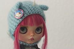 Yu (Emilys Dolls) Tags: bigeyes doll blythe blythedoll customblythe customdoll dollcustom blythecustom dollcollector blythecollector blytheneo blythepink blythefake customfake emilysdolls