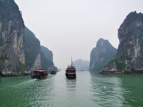 baie halong - vietnam 3