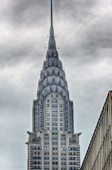Chrysler Building (Alejandro Ortiz III) Tags: newyorkcity newyork alex brooklyn digital canon eos newjersey chryslerbuilding canoneos hdr highdynamicrange allrightsreserved lightroom rahway alexortiz 60d lightroom3 efs18135mmf3556is shbnggrth alejandroortiziii hdrefexpro2 copyright2016 copyright2016alejandroortiziii