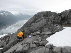 Where We Work - Alaska (U.S. Geological Survey) Tags: mountains alaska science glaciers geology geologist usgs scientist blockadeglacier neacolamountains