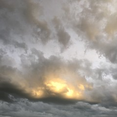 of thunderstorm skies (Just-a-Song) Tags: sky cloud evening spring montana