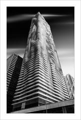 Chicago III (ximo rosell) Tags: city blackandwhite bw chicago blancoynegro architecture buildings illinois arquitectura nikon edificio bn d750 eeuu ximorosell