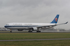 A330 B-5967 China Southern (Avia-Photo) Tags: amsterdam plane airplane airport pentax aircraft aviation jet aeroplane airline airbus airlines flugzeug schiphol ams airliner avion airliners widebody eham planespotting aviacion luftfahrt spotter polderbaan