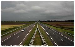 A7 (Dit is Suzanne) Tags: autumn netherlands highway walk herfst nederland a7 wandeling snelweg   groningenprovince provinciegroningen img4154   canoneos40d  sigma18250mm13563hsm 14092014 ditissuzanne wandelroutewittenonnenpad wittenonnenpad