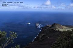 El Mirador de la Pea en El Hierro (Elena Bouza Pena) Tags: islas mirador golfo islascanarias volcn cesarmanrique elhierro guarazoca nikond3100