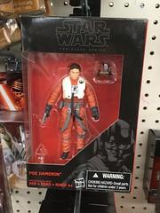 Hasbro Star Wars: The Black Series Poe Dameron (splinky9000) Tags: ontario black toys star force action kingston figure series xwing wars poe pilot wal hasbro mart the awakens dameron