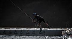 (BrengerPix) Tags: trees lake nikon d750 wakeboard wakeboarding tamron bcp 600mm 150600 belgiumcablepark