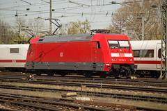 DB 101 041 Basel Bad (daveymills31294) Tags: bahnhof db basel 101 bahn deutsche 041 baureihe badischer