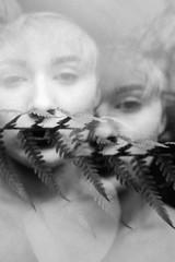 . (martinawoll ) Tags: she portrait blackandwhite woman girl female germany deutschland experimental mask olympus multipleexposure melancholy conceptual frau pantomime emotive saarland maske saarbrcken melancholia experimentell melancholie schwarzweis mehrfachbelichtung panasonic20mm17 olympusomdem5