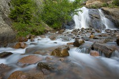 Helen Hunt Falls - Colorado Springs, CO (Christopher J May) Tags: park longexposure water creek waterfall colorado coloradosprings co helenhuntfalls nikond600 northcheyennecaon sigma1224mmf4556ii