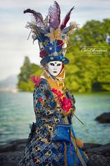 Yvoire - #25 (cedric.chiodini) Tags: carnaval carnavalyvoire yvoire canon5dmkiii canon flash cobra strobisme strobe strobist masque costume