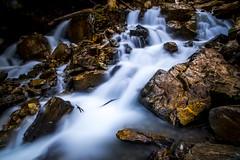 Tobel (sebastianaverdunk) Tags: longexposure water stone river wasser fliesen bach nd blau fluss bunt wasserbau tobel bergbach nd3 fasserfall