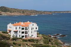 073. Platges de Fornells, Menorca. 15-May-16. Ref-D119-P073 (paulfuller128) Tags: travel sun holiday de island menorca fornells balearic platges
