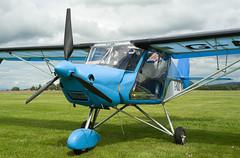 G-NDAD Clipper, Scone (wwshack) Tags: scotland scone clipper perthairport egpt flyuk sconeairport medwaymicrolights gndad