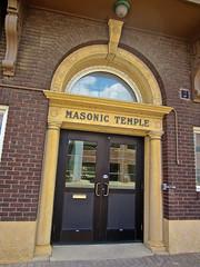 Masonic Temple, Mankato, MN (Robby Virus) Tags: minnesota temple lodge masonic masons fraternal freemasons mankato organiation