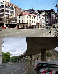 Dale Street, 1965 and 2016 (Keithjones84) Tags: liverpool oldliverpool thenandnow rephotography merseyside architecture history