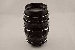 Isco Tele-Iscaron 135mm (digitalsucher) Tags: lens tele exa gttingen 135mm exakta 13528 objektiv isco 135mm28 iscogttingen 16blades iscaron teleiscaron