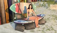 LOOK #6 (Gabriella Corpur) Tags: summer sun beach baja friday tattooed maitreya insol catwa