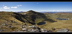 Stuchd an Lochain (K-Burn) Tags: panorama loch lochannancat lochandaimh mountains munro stuchdanlochain glenlyon perthkinross